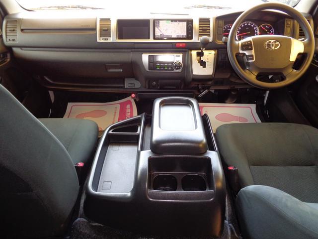 ロングワイドスーパーGL 4型6AT1オーナー禁煙車SDフルセグバックカメラスマートキーエアロLEDライト新品15AW&ナスカーローダウンWエアバック(7枚目)