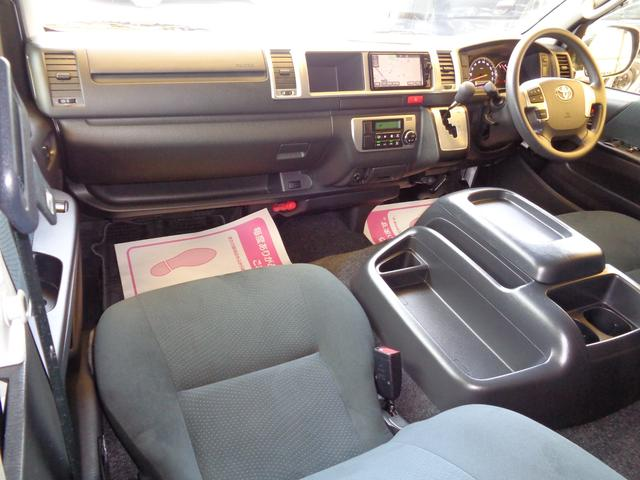 ロングワイドスーパーGL 4型6AT1オーナー禁煙車SDフルセグバックカメラスマートキーエアロLEDライト新品15AW&ナスカーローダウンWエアバック(8枚目)