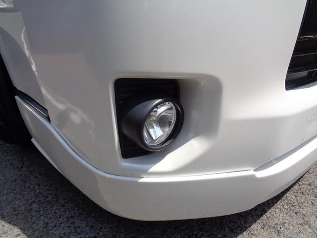 ロングワイドスーパーGL 4型6AT1オーナー禁煙車SDフルセグバックカメラスマートキーエアロLEDライト新品15AW&ナスカーローダウンWエアバック(30枚目)
