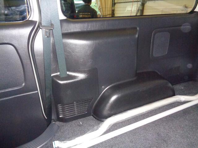 ロングワイドスーパーGL 4型6AT1オーナー禁煙車SDフルセグバックカメラスマートキーエアロLEDライト新品15AW&ナスカーローダウンWエアバック(66枚目)