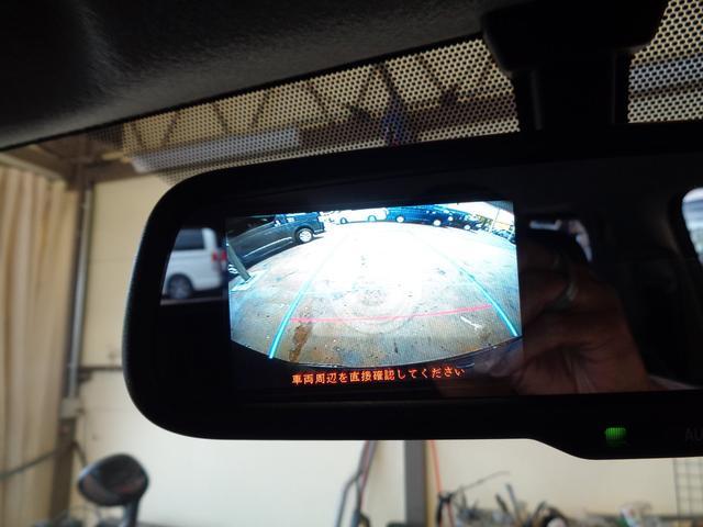 ロングワイドスーパーGL 4型ダークプライム4WD6AT1オーナー禁煙車SDフルセグバックカメラ両側電動ドアスマートキーセキュリティーエアロLEDライト専用レザー&黒木目インテリアWエアバック(16枚目)