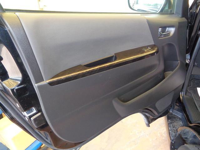 ロングワイドスーパーGL 4型ダークプライム4WD6AT1オーナー禁煙車SDフルセグバックカメラ両側電動ドアスマートキーセキュリティーエアロLEDライト専用レザー&黒木目インテリアWエアバック(73枚目)