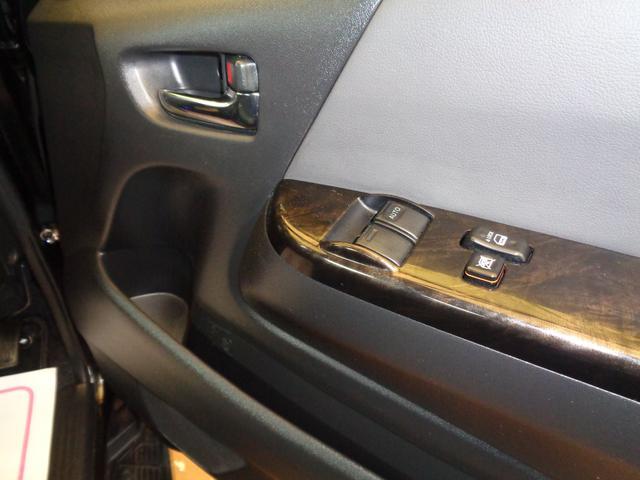 ロングワイドスーパーGL 4型ダークプライム4WD6AT1オーナー禁煙車SDフルセグバックカメラ両側電動ドアスマートキーセキュリティーエアロLEDライト専用レザー&黒木目インテリアWエアバック(76枚目)