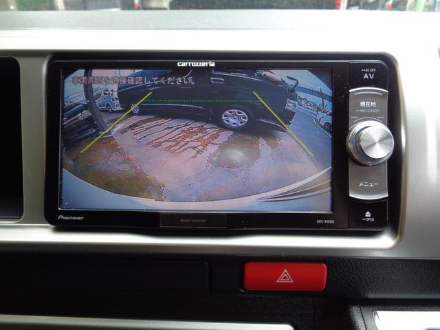 ロングワイドスーパーGL 5型2.8ディーゼルターボ6速ATセーフティーセンス1オーナー禁煙車ナビTVバックカメラセキュリティーETCスマートキーエアロLEDライト黒革調シートAC100Vスライド窓(13枚目)