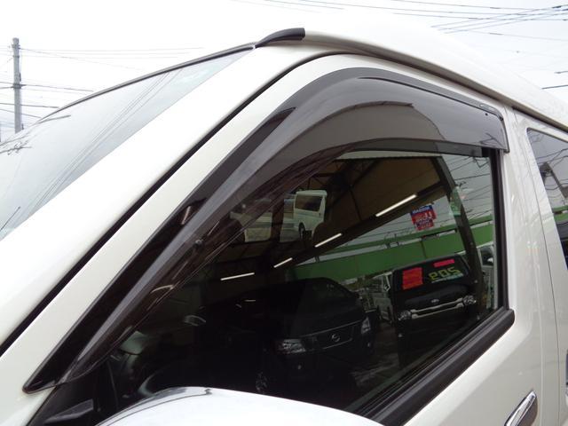 ロングワイドスーパーGL 5型2.8ディーゼルターボ6速ATセーフティーセンス1オーナー禁煙車ナビTVバックカメラセキュリティーETCスマートキーエアロLEDライト黒革調シートAC100Vスライド窓(32枚目)