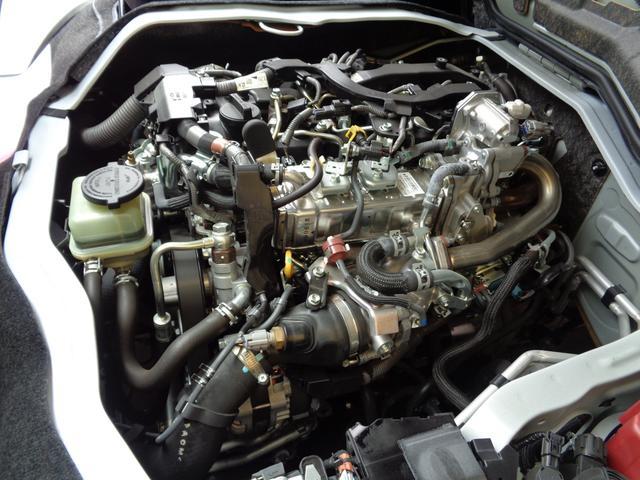 ロングワイドスーパーGL 5型2.8ディーゼルターボ6速ATセーフティーセンス1オーナー禁煙車ナビTVバックカメラセキュリティーETCスマートキーエアロLEDライト黒革調シートAC100Vスライド窓(80枚目)