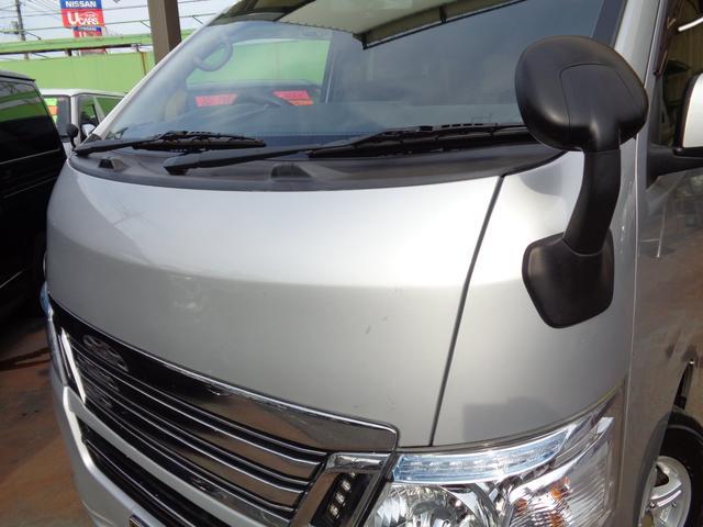 ロングライダープレミアムGXターボ 4WD1オーナーナビTV後席TVバックカメラエアロHIDライト&LEDデイライト15AW黒革調シートWエアバックインテリキーAC100V(24枚目)