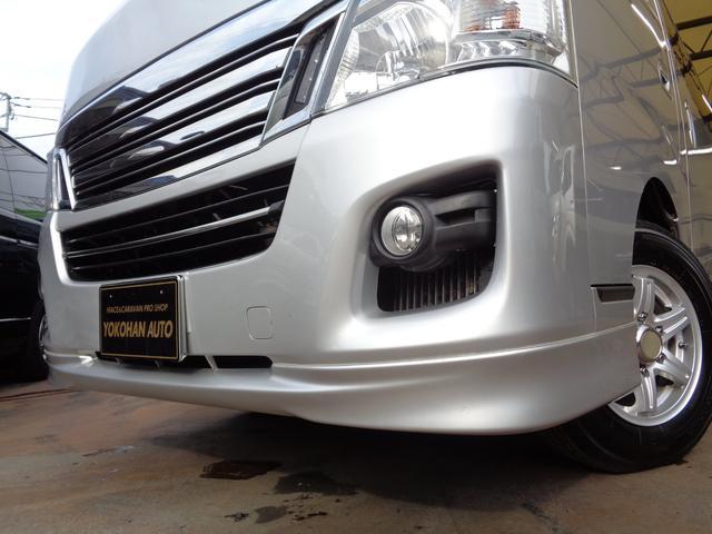 ロングライダープレミアムGXターボ 4WD1オーナーナビTV後席TVバックカメラエアロHIDライト&LEDデイライト15AW黒革調シートWエアバックインテリキーAC100V(26枚目)