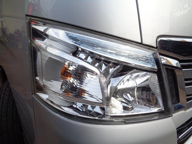 ロングライダープレミアムGXターボ 4WD1オーナーナビTV後席TVバックカメラエアロHIDライト&LEDデイライト15AW黒革調シートWエアバックインテリキーAC100V(28枚目)