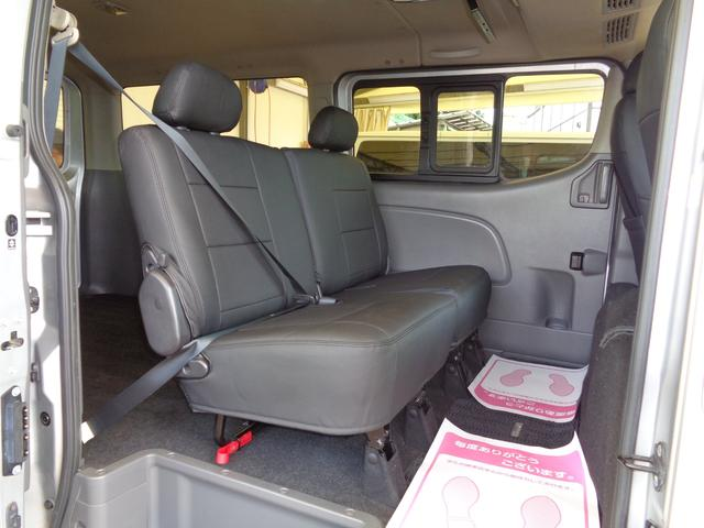 ロングライダープレミアムGXターボ 4WD1オーナーナビTV後席TVバックカメラエアロHIDライト&LEDデイライト15AW黒革調シートWエアバックインテリキーAC100V(54枚目)