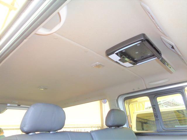 ロングライダープレミアムGXターボ 4WD1オーナーナビTV後席TVバックカメラエアロHIDライト&LEDデイライト15AW黒革調シートWエアバックインテリキーAC100V(56枚目)