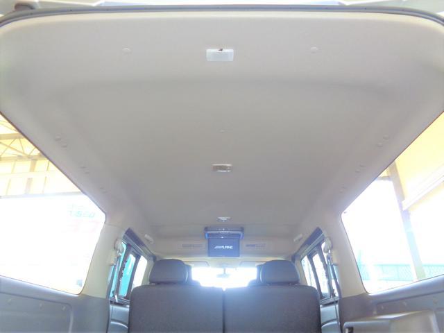 ロングライダープレミアムGXターボ 4WD1オーナーナビTV後席TVバックカメラエアロHIDライト&LEDデイライト15AW黒革調シートWエアバックインテリキーAC100V(58枚目)