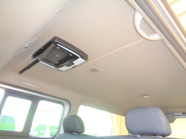 ロングライダープレミアムGXターボ 4WD1オーナーナビTV後席TVバックカメラエアロHIDライト&LEDデイライト15AW黒革調シートWエアバックインテリキーAC100V(62枚目)