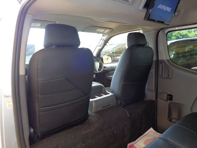 ロングライダープレミアムGXターボ 4WD1オーナーナビTV後席TVバックカメラエアロHIDライト&LEDデイライト15AW黒革調シートWエアバックインテリキーAC100V(66枚目)