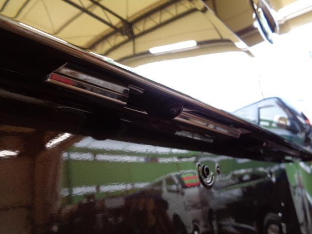 ロングプレミアムGXターボ 1オーナー禁煙車SDフルセグ全方位カメラEブレーキ横滑り防止DレコーダーインテリキーLEDライト16AW&H20ホワイトレター黒革調シートWエアバック(17枚目)