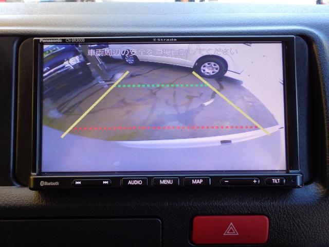 DX 5型TSSレンタUP法人1オーナー禁煙ナビBカメラ電動ドアエアロBKインナーLEDライト新品15AW&ナスカー右スライド窓2新規リアフィルム(17枚目)