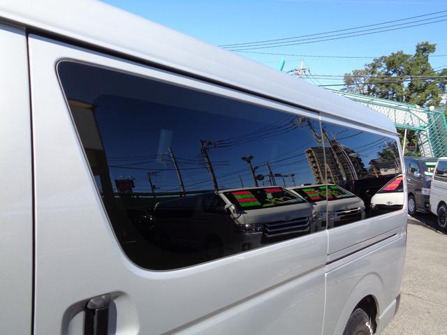 DX 5型TSSレンタUP法人1オーナー禁煙ナビBカメラ電動ドアエアロBKインナーLEDライト新品15AW&ナスカー右スライド窓2新規リアフィルム(32枚目)