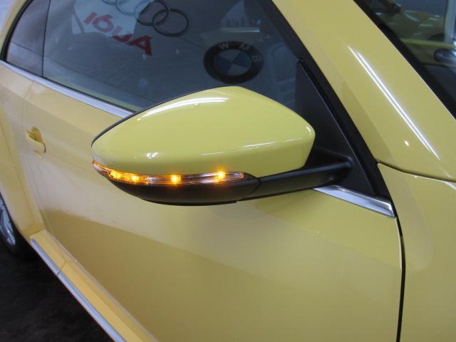 フォルクスワーゲン VW ザ・ビートル デザインレザーパッケージ 本革 地デジナビ キセノン ETC