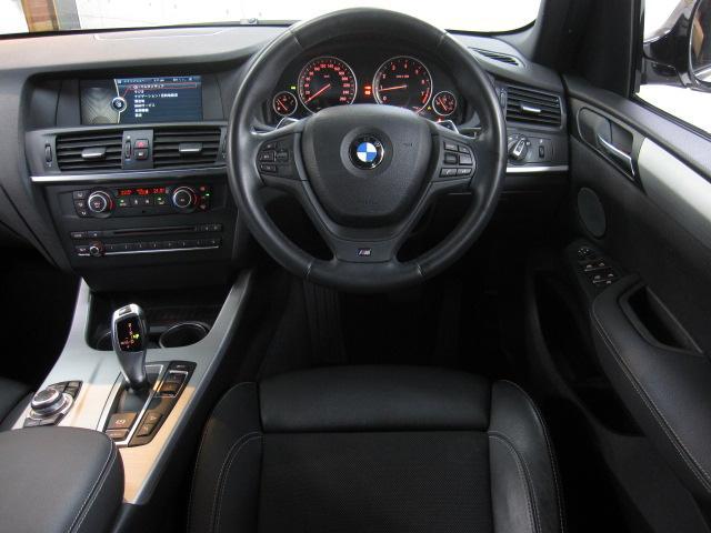 BMW BMW X3 xDrive 20i Mスポーツ HDDナビ地デジハーフ革