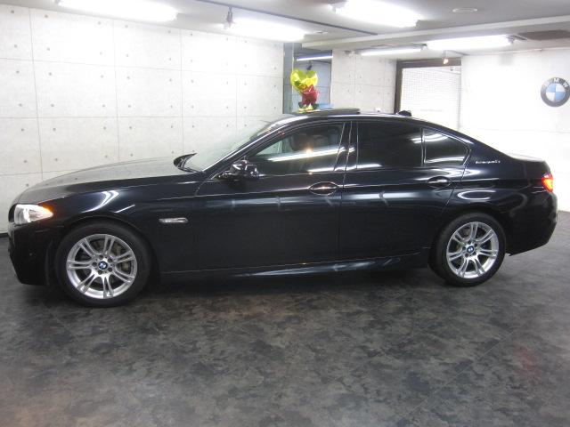 BMW BMW アクティブハイブリッド5 MスポーツパッケージSR本革地デジ