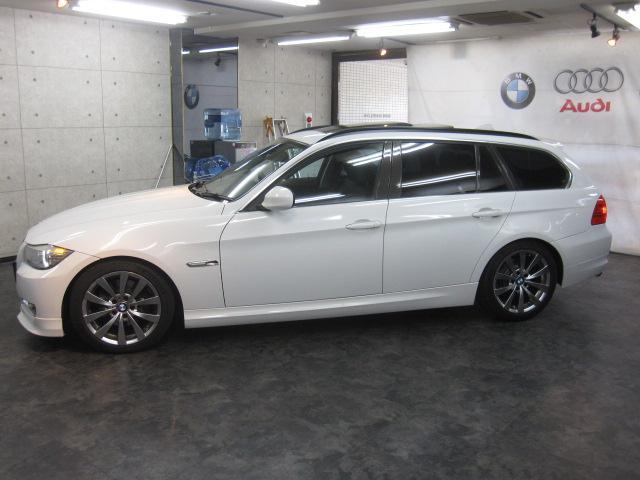 BMW BMW 325iツーリング ハイライン 最終型パノラマSR革ナビTV