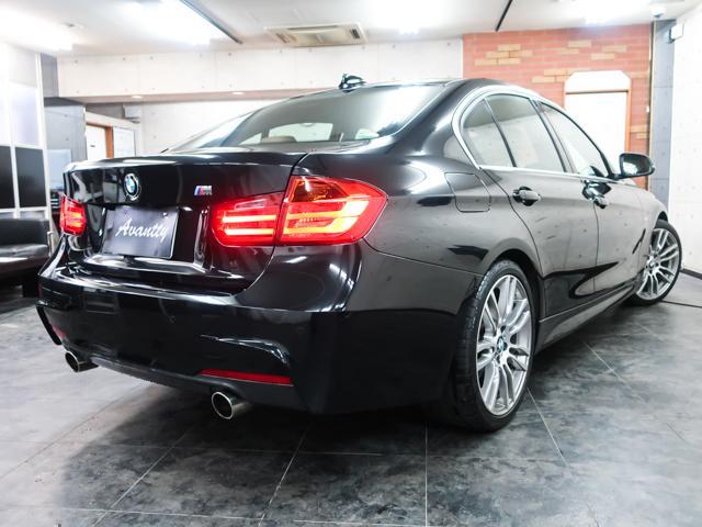 BMW BMW 320dエクスクルーシブ スポーツ 限定車1オナブラウン革