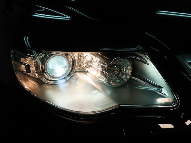 V6 エアサス 後期 本革 HDDナビ フルセグ キセノン(9枚目)