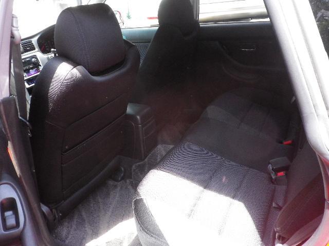 スバル レガシィツーリングワゴン ブリッツェン2001モデル 1オーナー 記録簿 禁煙車 AW