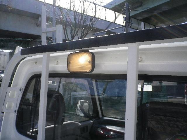 ホンダ アクティトラック SDX 4WD 5速MT 1オーナー 記録簿 鳥居 R作業灯