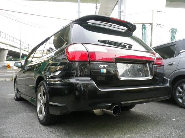 スバル レガシィツーリングワゴン GT-Bリミテッド 1オーナー 禁煙車 ゼロスポーツマフラー