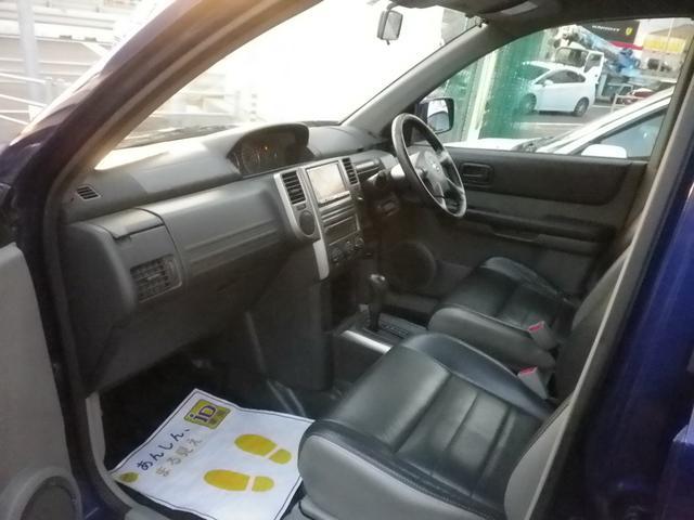 Xtt 4WD 1オーナー 記録簿 禁煙車 HDD カブロン(16枚目)