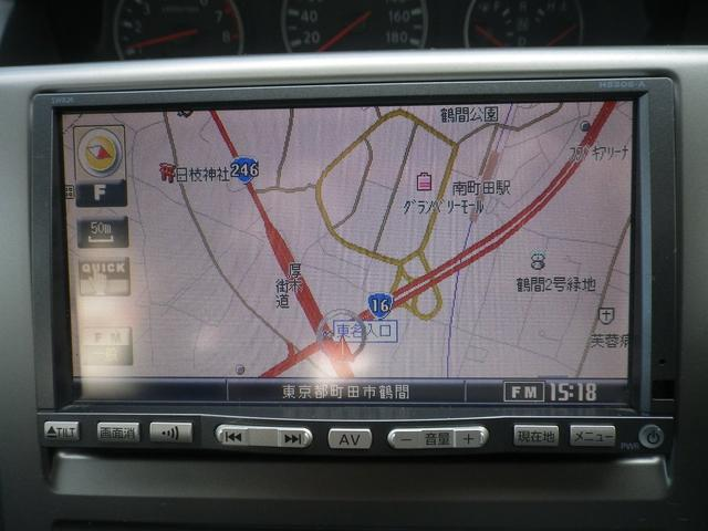 S 4WD ワンオーナー 記録簿 HDD シートヒーター(9枚目)