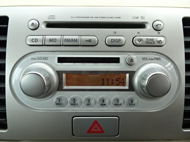 日産 モコ E インテリジェントキー CDプレーヤー 社外アルミホイール
