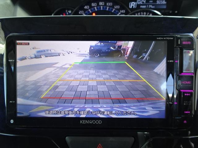 ダイハツ タント カスタムRS トップED SA2 SDフルセグ バックカメラ