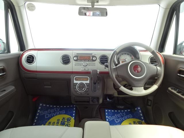 スズキ アルトラパンショコラ ショコラX 1オーナ-車 オプションキャリア 専用インテリア