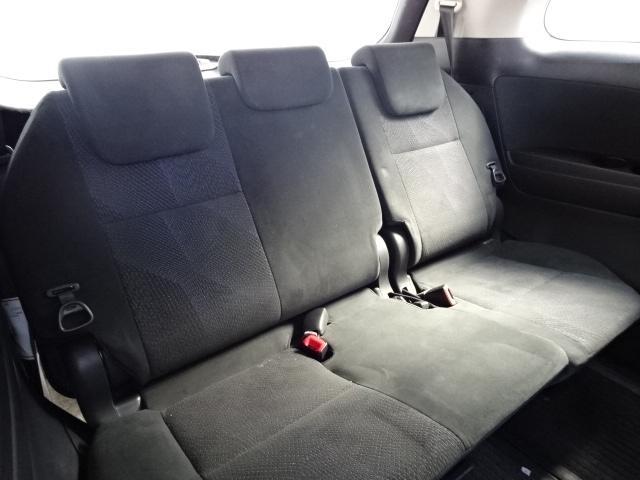 トヨタ エスティマ アエラス 7人 1オーナ・SDナビ 後席モニター 両側電動