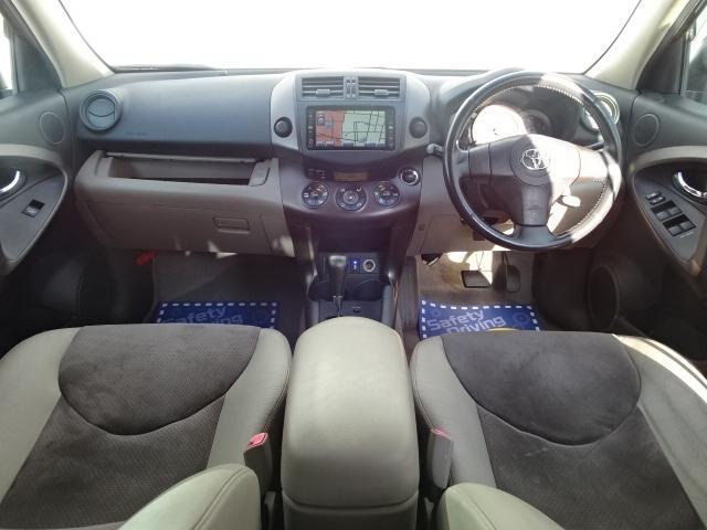 トヨタ ヴァンガード 240S Gパッケージ 7人 HDDナビフルセグBカメラ
