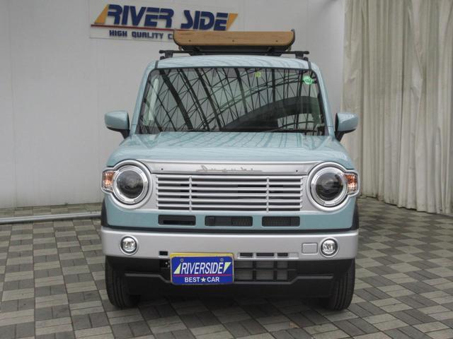 ハイブリッドX DAMD(ダムド)CLASICO フェイスチェンジキット ウッドストライプ DEAN CROSS COUNTRY15ホィール トリップバスケットルーフラック付き シートヒーター セーフティーサポート(24枚目)