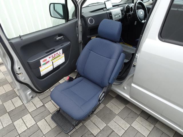 スズキ ワゴンR FX 助手席電動昇降シートPナビワンセグETCキーレス