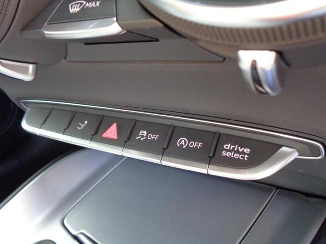 2.0TFSI クワトロ Sラインパッケージ バーチャルコクピット 電動可変式リアスポイラー Sライン専用前後バンパー 専用シート・ステアリング ナビフルセグ バックセンサー ETC スマートキー LED 18専用アルミ 2000 4WDターボ(14枚目)