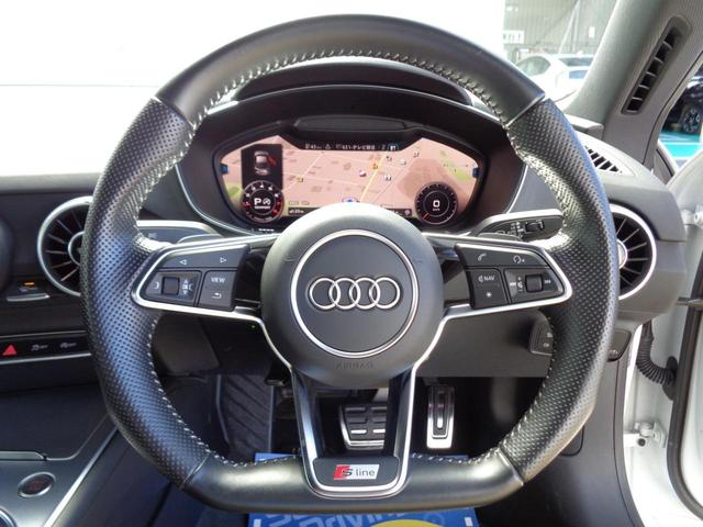 2.0TFSI クワトロ Sラインパッケージ バーチャルコクピット 電動可変式リアスポイラー Sライン専用前後バンパー 専用シート・ステアリング ナビフルセグ バックセンサー ETC スマートキー LED 18専用アルミ 2000 4WDターボ(18枚目)