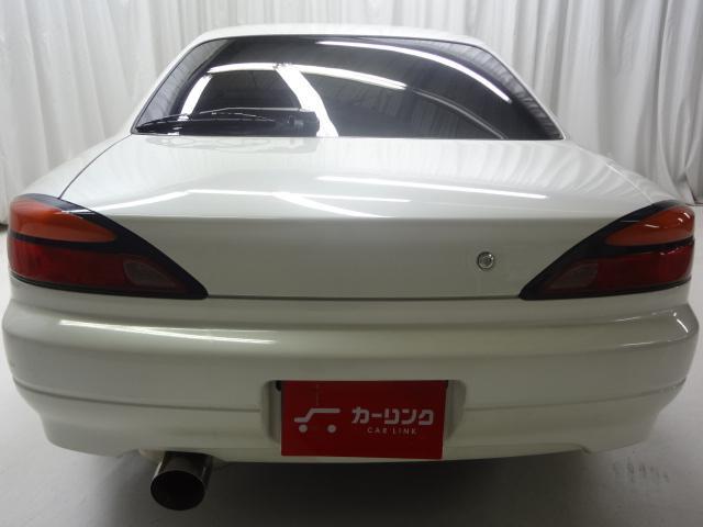 日産 シルビア スペックR bパッケージ 6MT 外マフラー HDDナビ