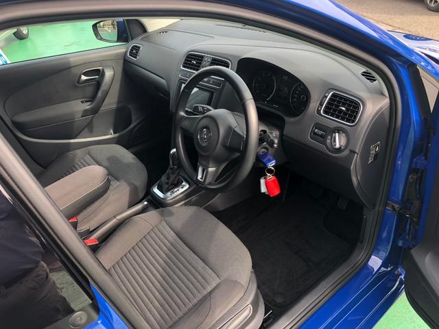 フォルクスワーゲン VW ポロ TSIコンフォートラインキセノンフルセグナビDレコーダー