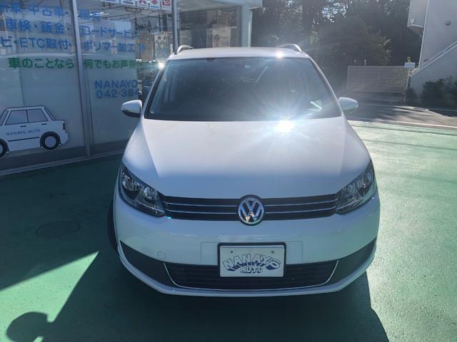 「フォルクスワーゲン」「VW ゴルフトゥーラン」「ミニバン・ワンボックス」「東京都」の中古車2