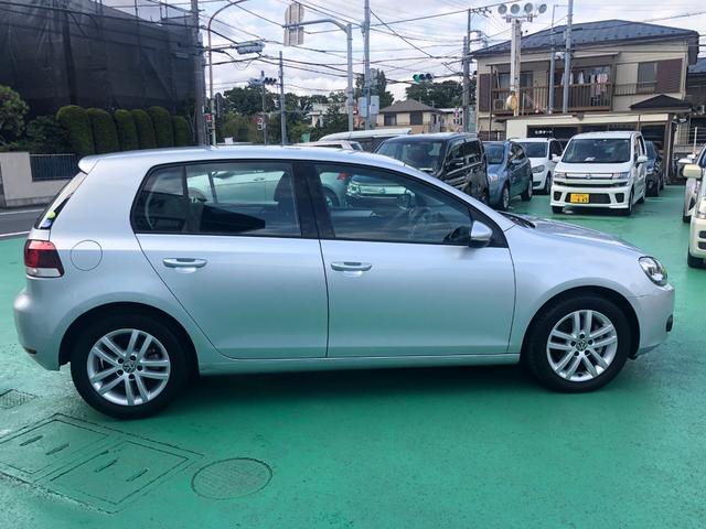 「フォルクスワーゲン」「VW ゴルフ」「コンパクトカー」「東京都」の中古車5