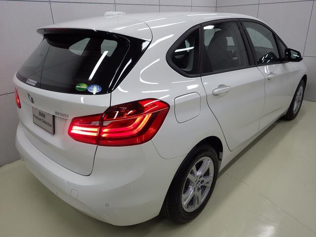 BMW BMW 218iアクティブツアラー 正規認定中古車