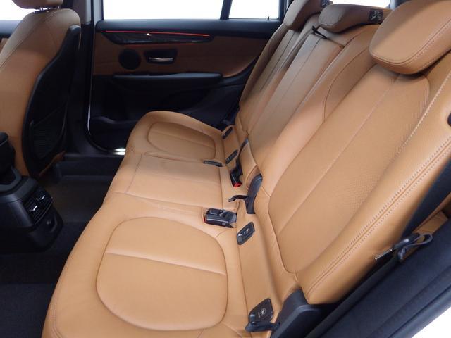 BMW BMW 218dグランツアラー ラグジュアリー レザーシート