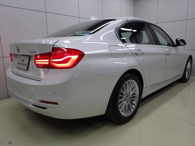 BMW BMW 318i ラグジュアリー ダコタレザーシート 正規認定中古車