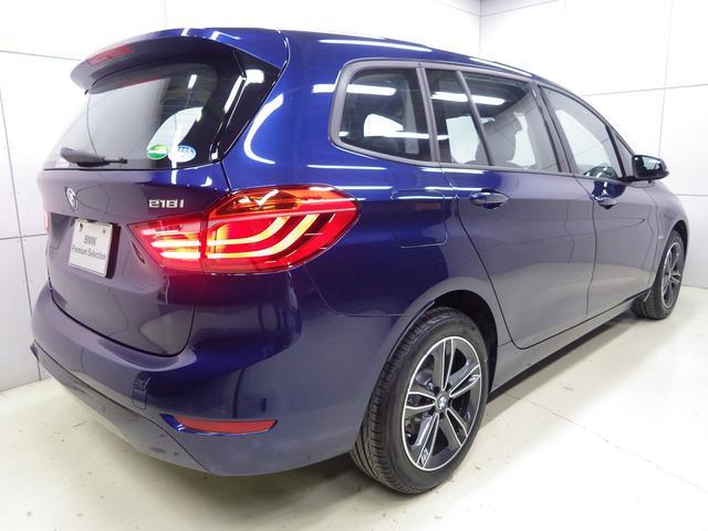 218iグランツアラー スポーツ セイフティP 認定中古車(2枚目)