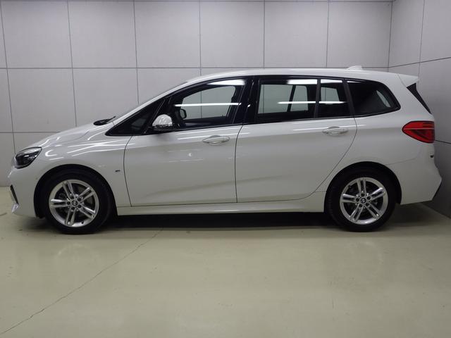 218d xDriveグランツアラー Mスポーツ 認定中古車(7枚目)
